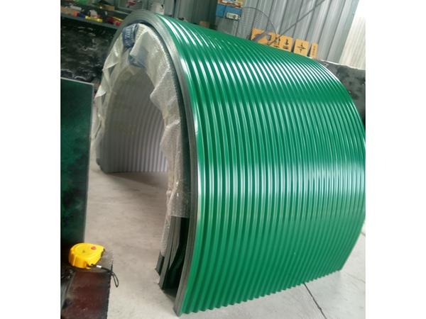 冀瑞B800型绿色皮带机防雨防尘罩