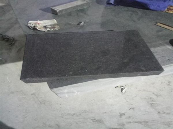 恒温车间实拍1000型大理石平台