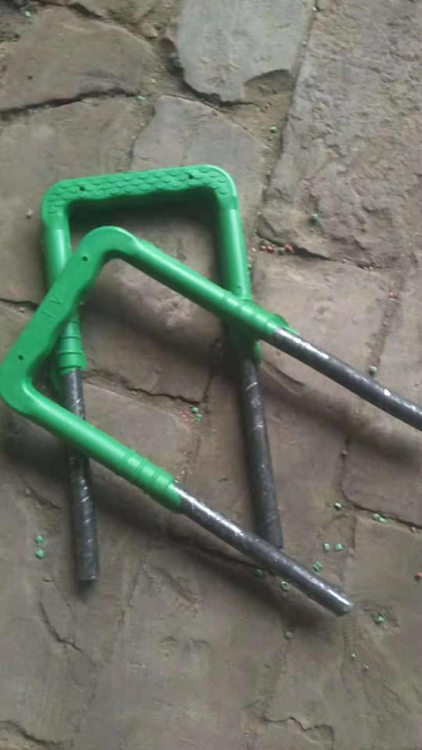 14型-直柄-塑钢爬梯