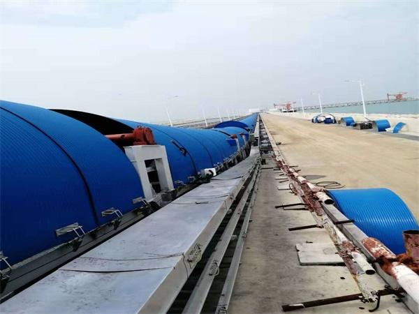 广东大唐雷州发电3000m工程