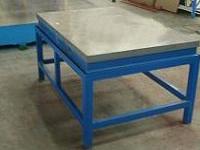 1500*1500型铸铁平板平台